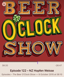 Cloudwater were featured in Episode 122 of the Beer O'Clock Show podcast