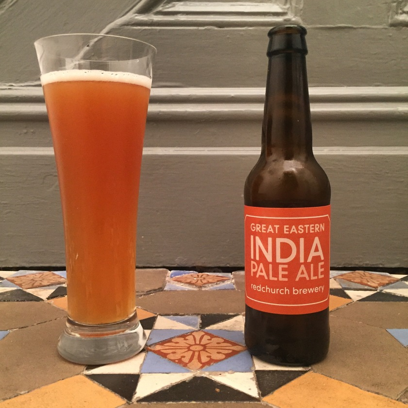 Great Eastern drinks more like a DIPA, bold smooth and syrupy