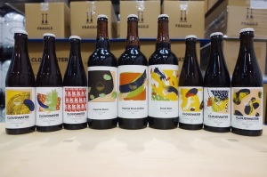 The Cloudwater Winter seasonal range