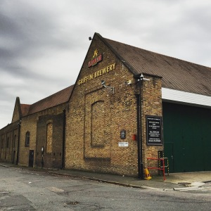 Griffin Brewery, Chiswick West London