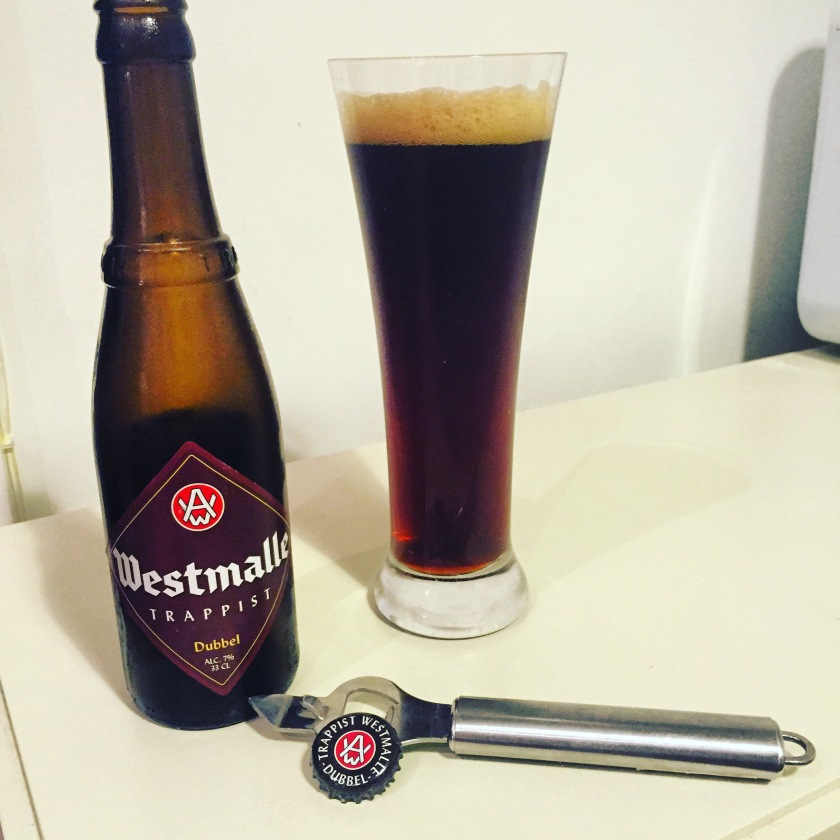 Westmalle Dubbel is considered the first of its kind dating back to 1856