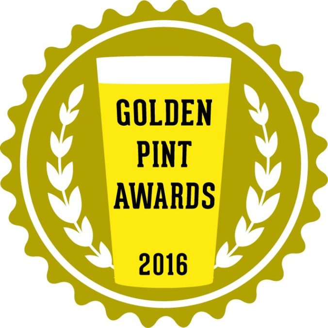 My Golden Pints 2016